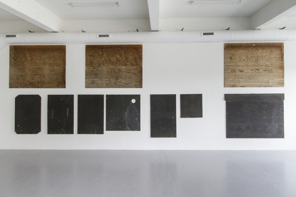 "Installation view of ""E.B. Itso: Building Stories"" at ARoS Aarhus Kunstmuseum, Aarhus (2015)"