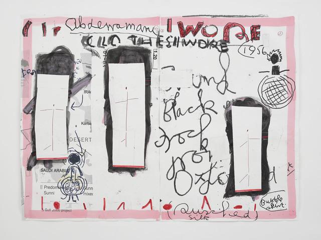 , 'Clothes I Wore #19,' 2019, David Zwirner
