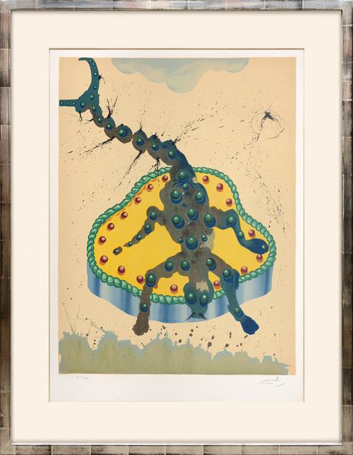 Salvador Dalí, 'Scorpio', 1967, Peter Harrington Gallery