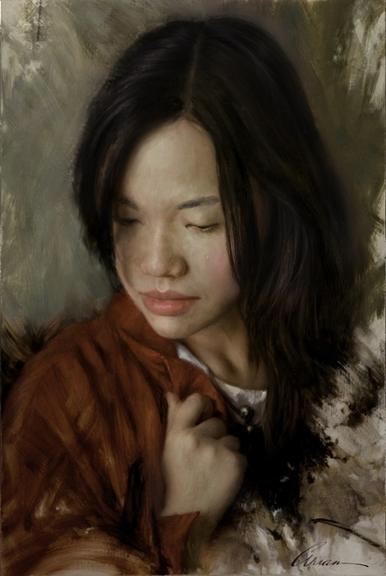 , 'The Red Shawl,' , Simard Bilodeau Contemporary