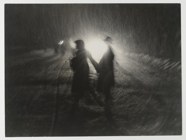 , 'Snow Fantasy,' 1953, MEM