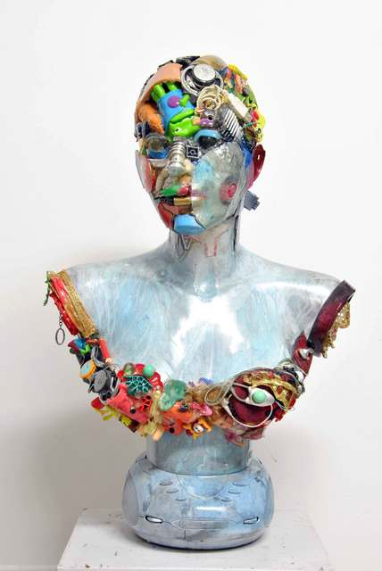 , 'Busto di donna,' 2017, SimonBart Gallery