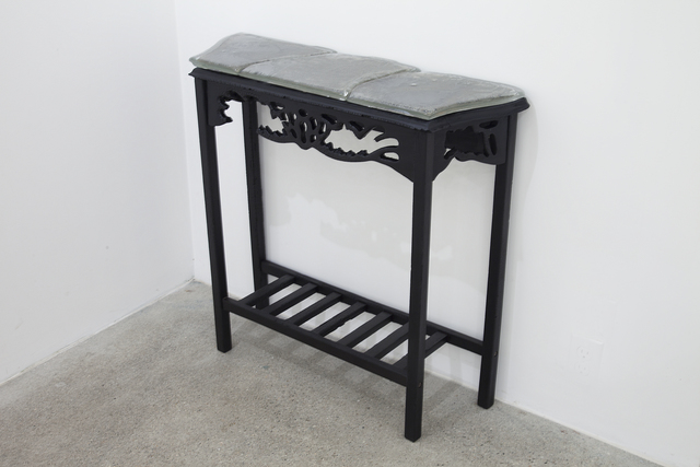 , 'The Lucent Parlor: Console Table,' 2015, Cade Tompkins Projects
