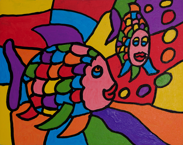 Leland Lee, 'Under the Sea', 2014, Artrue Gallery