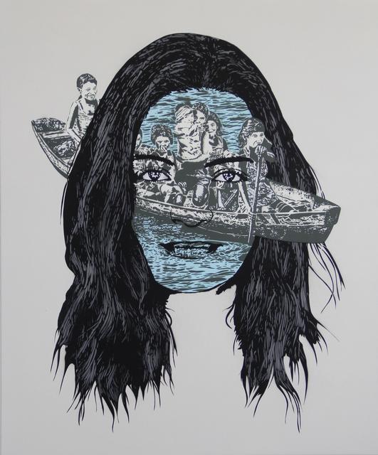 , 'Voyage,' 2016, McCaig-Welles