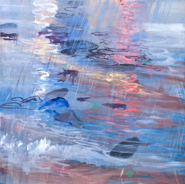 Michael Mazur, 'Bay Rain II', 2009, RYAN LEE