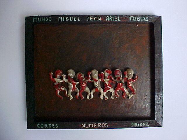 , 'Números,' 1994, Luciana Caravello Arte Contemporânea