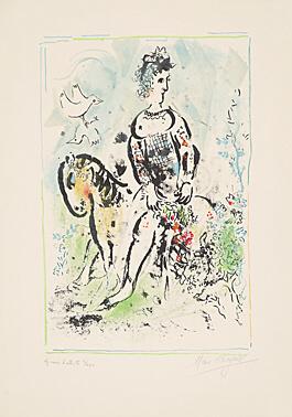 , 'Pierrot lunaire,' 1969, Galerie Boisseree