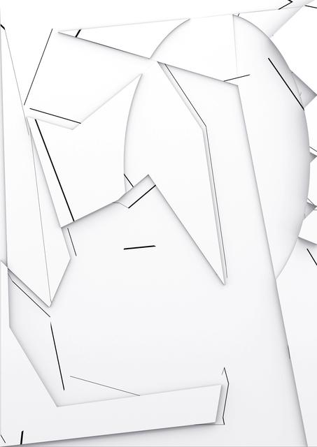 Stepan Ryabchenko, 'Kaleidoscope XVI', 2011, Print, Digital print on aluminium, ArtSvit