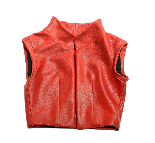 , 'CAST VEST (BLOOD ORANGE),' 2013, The NWBLK