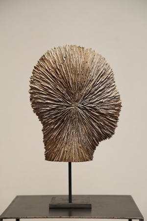 , 'Head (K-DUI),' 2015, Mario Mauroner Contemporary Art Salzburg-Vienna