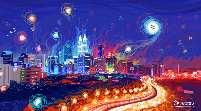 , 'Kuala Lumpur, Malaysia.,' 2017, DATG Concept