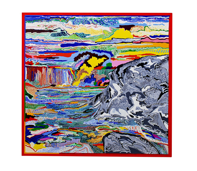 , 'Niagara III,' , FRED.GIAMPIETRO Gallery