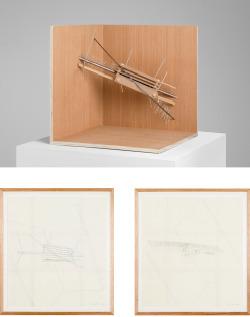 Ângela Ferreira, 'Study for The Fetiche Filosófico (Wittgenstein's heater)', 2018, Cristina Guerra Contemporary Art