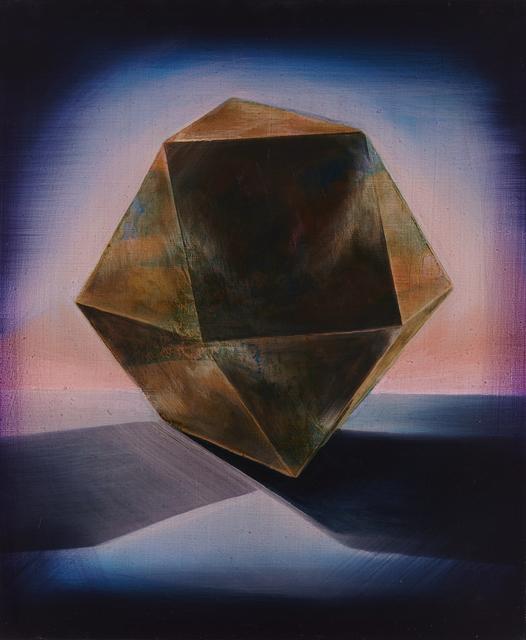 , 'Cuboctahedron,' 2018, Galerie Les filles du calvaire
