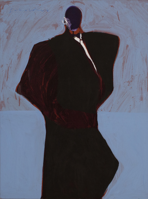 , 'Man ,' 1986, Blue Rain Gallery