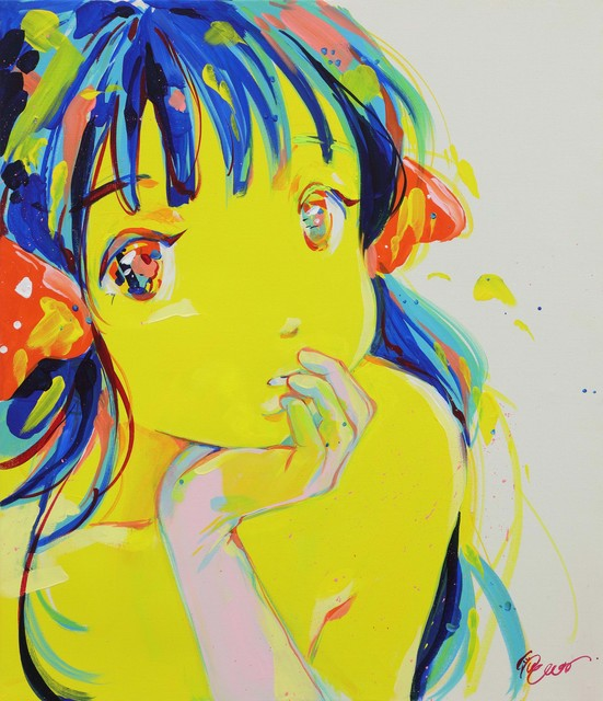Kato Ai, 'Shining all the time, just only outside', 2017, Mizuma Art Gallery