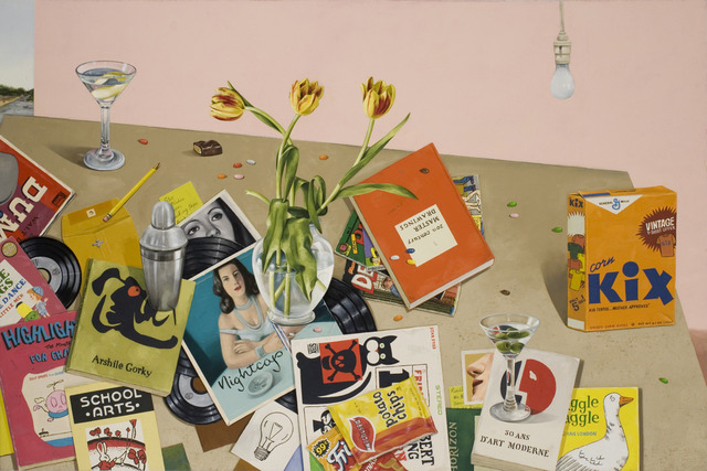 , 'Cornered,' 2010, Clark Gallery