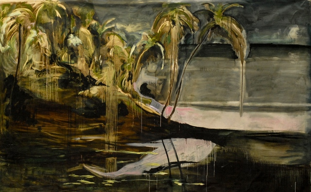 , 'Artist Plage,' 2016, NK Gallery