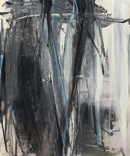 , 'Black Veil,' 2014, Dolby Chadwick Gallery