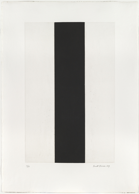 , 'Untitled Etching #2,' 1969, Brooke Alexander, Inc.