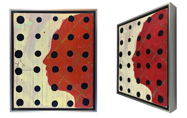, 'Polka Dots No. 6,' 2016, FP Contemporary