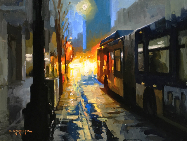 , 'Edge of Light,' 2017, Gallery 1261
