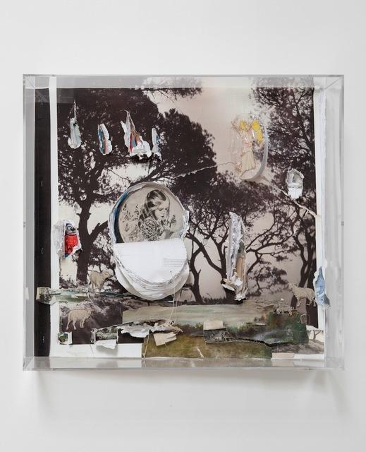 , 'Ithaca,' 2013, Klowden Mann