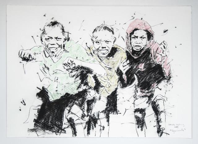 , 'Siyahlasila,' 2019, Opulent Living Gallery