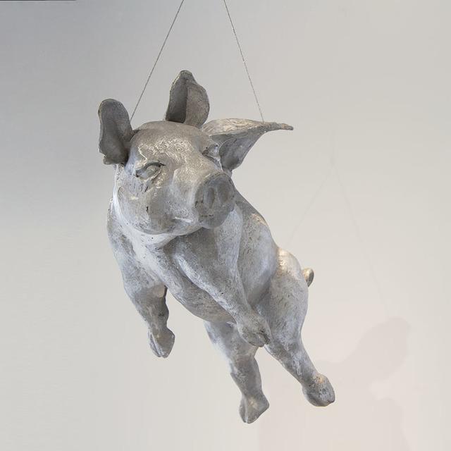 , 'Hog Heaven,' , CODA Gallery