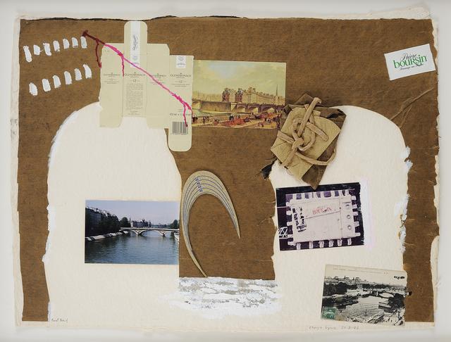 , 'Pont Neuf,' 1992, Charles Nodrum Gallery