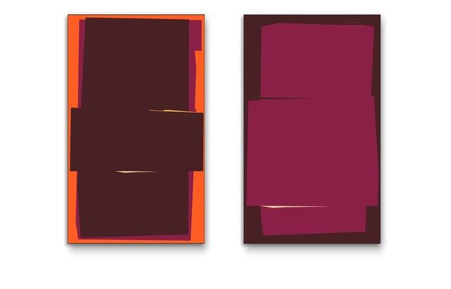 , 'Visual Field 1501_02,' 2015, Flow 305