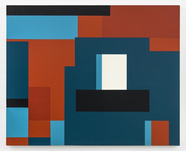 , 'AE 2-92,' 1992, Richard Taittinger Gallery