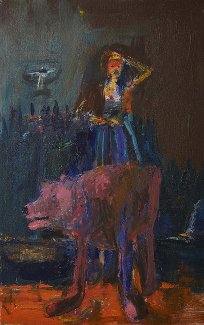 , 'Suzie's Bear,' , Greenhut Galleries