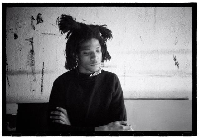 Roland Hagenberg, 'Basquiat melancholic', 1983, Galerie Peter Sillem