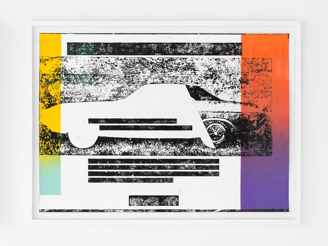 , 'Challenger Ad II,' 2018, Sæter Jørgensen Contemporary