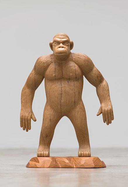 , 'Animais Lentos (Gorila) [Slow Animals  (Gorilla)],' 2014, Casa Triângulo