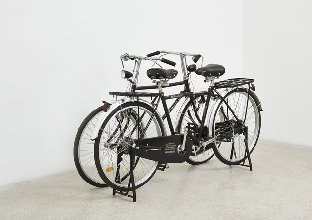 , 'Two Bicycles,' 2014, Kukje Gallery