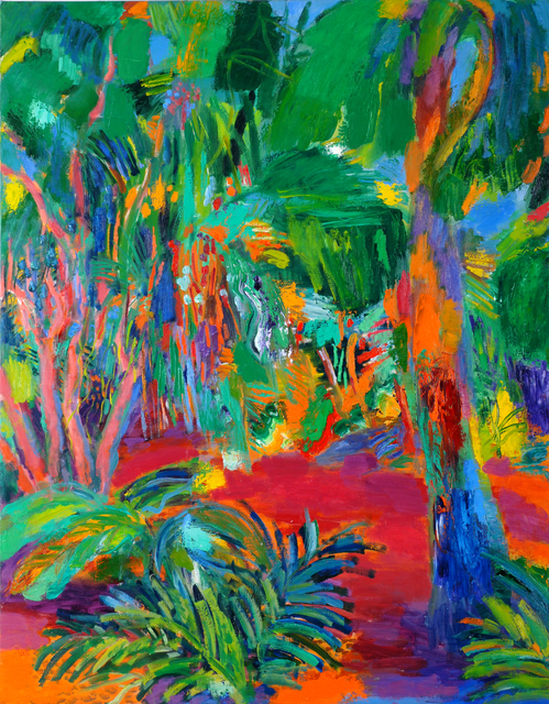 , 'La Selva,' 2016, Odon Wagner Gallery