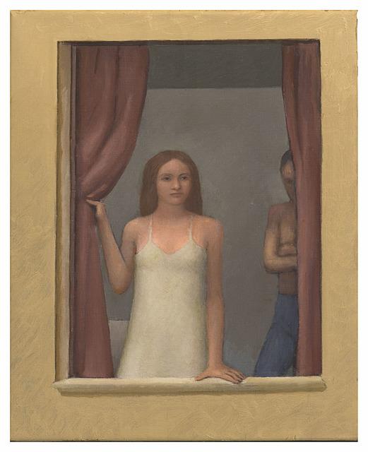 , '10 A.M.,' 2015, Betty Cuningham