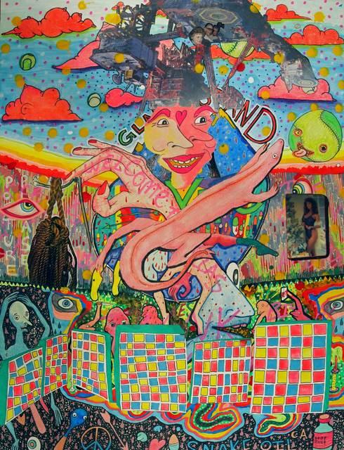 Alex Revier, 'God's Land', 2019, Ro2 Art