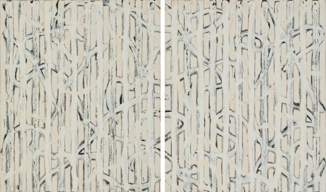 , 'Line Field 414,' 2003, Mind Set Art Center