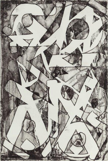 RETNA, 'Agua Sucia II', 2012, Heritage Auctions