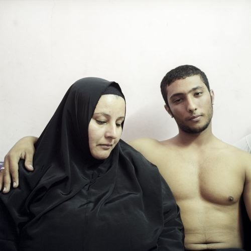 , 'Série Mother and Son,' 2009, Galerie 127