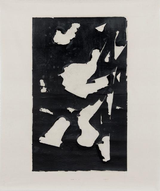 , 'Pintura Dañada, Lienzo Ileso ,' 2017, Mite