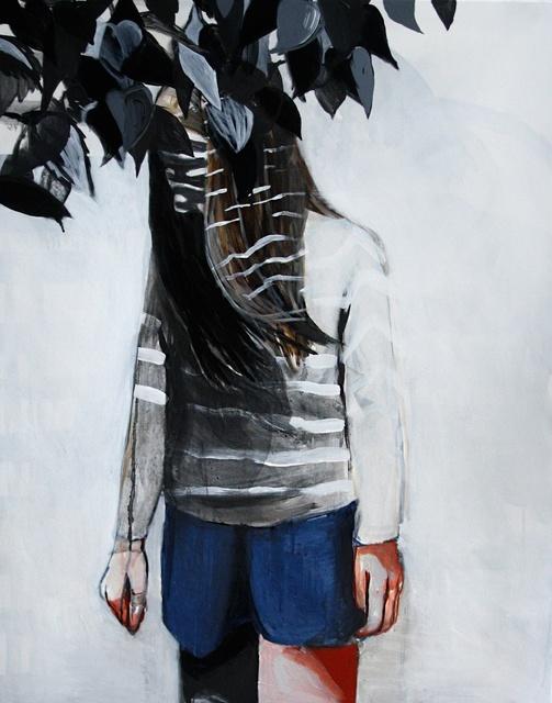 , 'Shadow,' 2015, Galerie Sandhofer