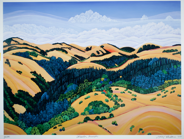 Jack Stuppin, 'Wheeler Ranch', 2008, ACA Galleries