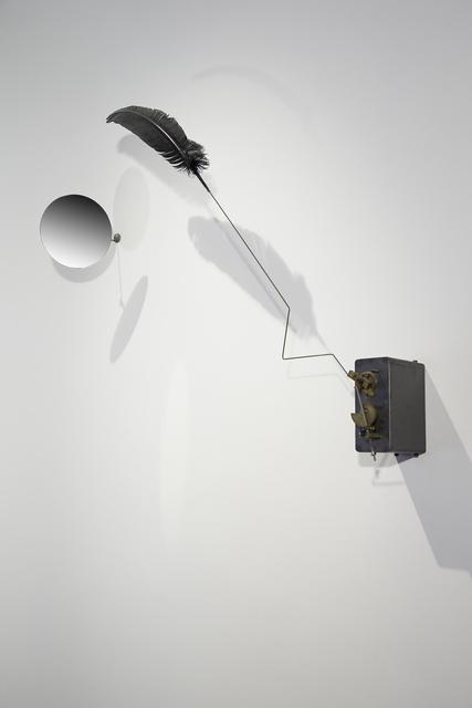 , 'Le baiser du corbeau,' 2003, Galerie Lelong & Co.