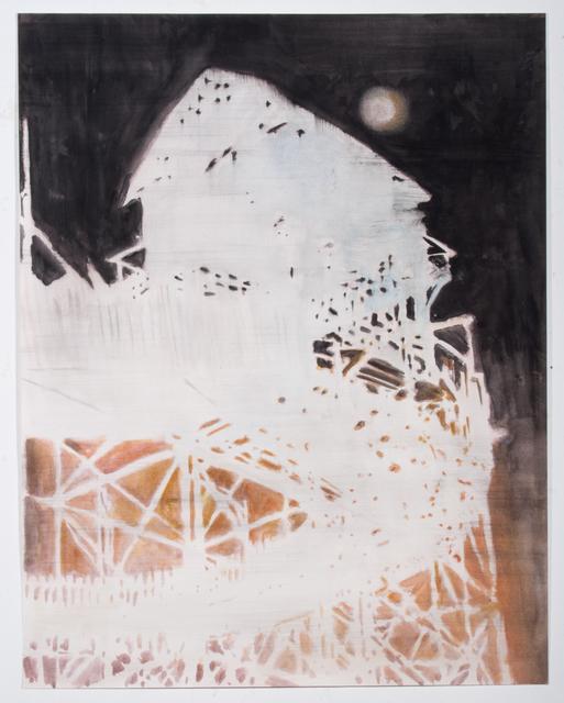 , 'Gradient negativ. Rhyl ,' 2018, Galerie Gisela Clement