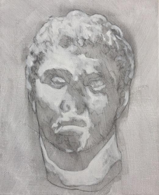 , 'Boy1 (The Greeks),' 2016, Dominik Mersch Gallery